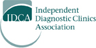 IDCA   –  Independent Diagnostic Clinics Association